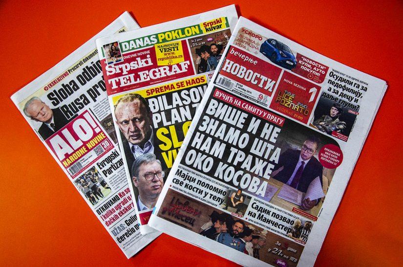 dnevne novine alo