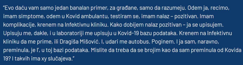 Ana Brnabić (TV Pink, 28. 6. 2020.)